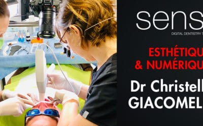 Esthétique et numérique : Dr Christelle Giacomelli